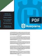 Schema Elettrico Husqvarna Sm : Husqvarna te sm manual de utilizare