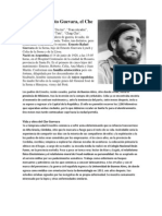Biografia Ernesto Guevara
