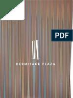 Brochure HERMITAGE Plaza