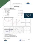 Math III - 1st Indicative Requirement (2010)