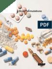 Generic Drug Formulation