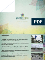 Apresentação Grand Park - informações 8209.5599/9544.5887