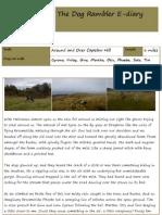 The Dog Rambler E-diary 30 October 2012