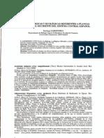 Notas corológicas y ecológicas referentes a plantas vasculares del occidente del Sistema Central español.