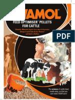 Livamol Feed Optimiser for Cattle- p6 Brochure