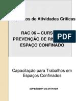ESPAÇO CONFINADO