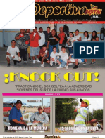 Deportiva Digital 30 Octubre 2012