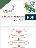 Clase de Biologia 1