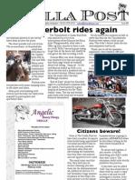 The Uralla Post Issue05 Wk44 2012