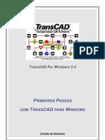 Tutorial Transcad Pimeiros Passos