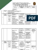 Dosificación anual 2°grado2012-2013 propia