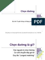 Chuong 5 - Chon Duong