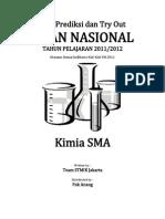 Soal Try Out Un 2012 Sma Kimia Paket 16