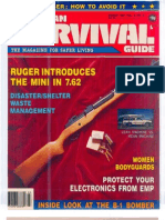 American Survival Guide March 1987 Volume 9 Number 3
