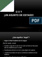 Presentacion OXY 10 30