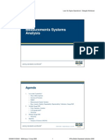 08 Measurement Systems Analysis