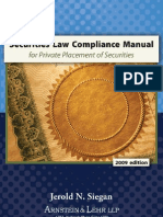 SecuritiesLawComplianceBooklet Web