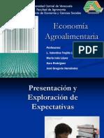 Programa de Economía Agroalimentaria