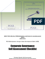 Fcgi Self Assessment Checklist KUESIONER