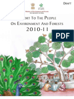 Draft Report to the People on Environment and Forests 2010 11