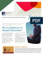 Perspectiva Firmelor de Constructii in Romania