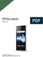 Whitepaper en Lt26w Xperia Acro s