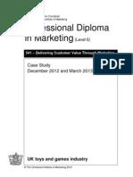 Dcvtm d12 Case Study