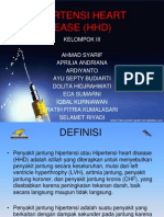 Askep Hipertensi Heart Disease (Hhd)