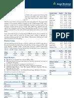 Market Outlook 31-10-12