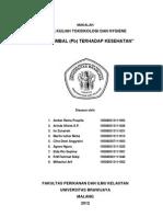 Download MAKALAH logam berat by Ambar ErPe SN111654249 doc pdf
