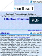 Earthsoft Effective Communication