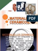 Mi Exposicion Materiales Ceramicos.