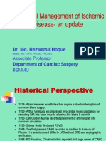 Surgical Management of Ischemic Heart Disease- An Update
