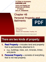 Bailment and Real Property