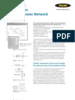 Modelling an Industrial Power Network ByPSCAD