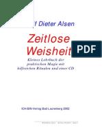Alsen, Wulf Dieter - Zeitlose Weisheiten