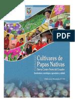 Papas nativas de la Sierra Centro y Norte del Ecuador