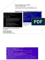 Instalar POSTGRESQL en Ubuntu Server