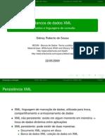Banco de Dados XML