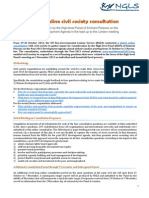 UN-NGLS Consultation Report for Post-2015 HLP 30 Oct 2012-1