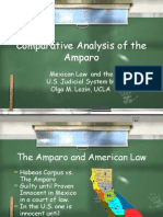 Amparo Ha Be as Corpus Compared