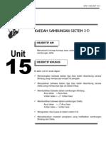 Unit 9 - Kaedah Sambungan Sistem 3 Fasa NOTA DAN LATIHAN