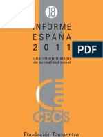 INFORME ESPAÑA FUND ENCUENTRO 2011 CAP4