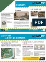 L'histoire du Pont de Chamars à Besançon