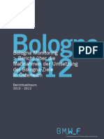 Bologna Monitoring Report 2012 Webversion