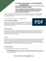 Appendix 4a - Lesson-observation - NCSL 2012.doc