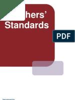 Appendix 6c - UK Teachers' Standards - DfE 2012