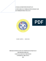 Download makalah ekonomi lingkungan by Pandu Aditya SN111666418 doc pdf