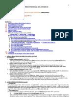 Intisari Pemahaman Injil & Al-Qur'An