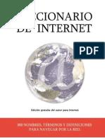 Diccionario de Internet